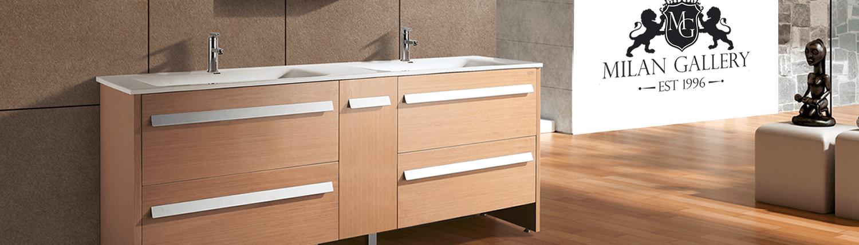 Milan Gallery Bathroom Vanities - Bathroom vanities northridge ca