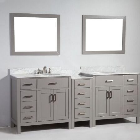 6178-87  bathroom vanity